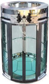 Panaromik asansör