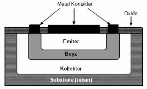 Transistörün Temel Yapısı