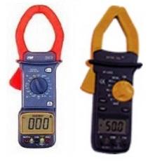 Analog ve Dijital Ampermetre