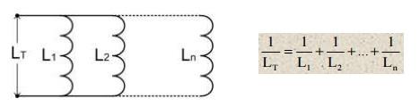 bobinlerin paralel baglantileri