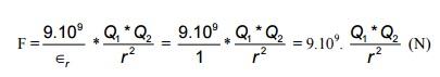 kulon formulu