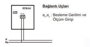 Frekansmetre devreye bağlanması