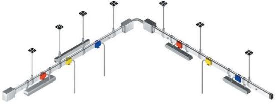 Enerji dağıtım busbar sistemi