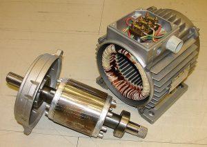 Statör ve rotor